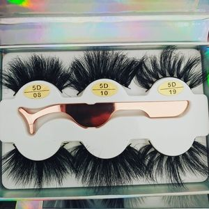 Diosa collection 5d mink lashes